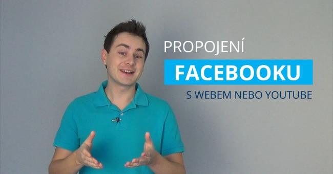 Propojení Facebooku a blogu