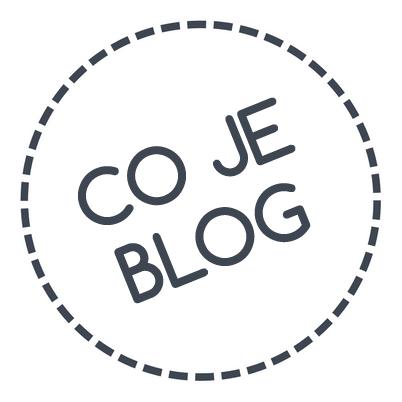 co je blog