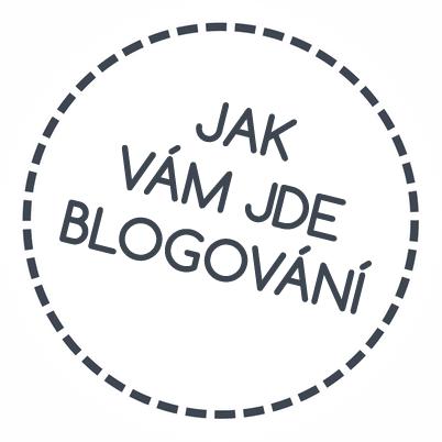 jak vám jde blogování