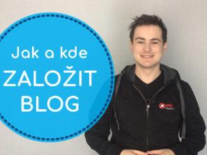 Jak a kde založit blog - Daniel Križák